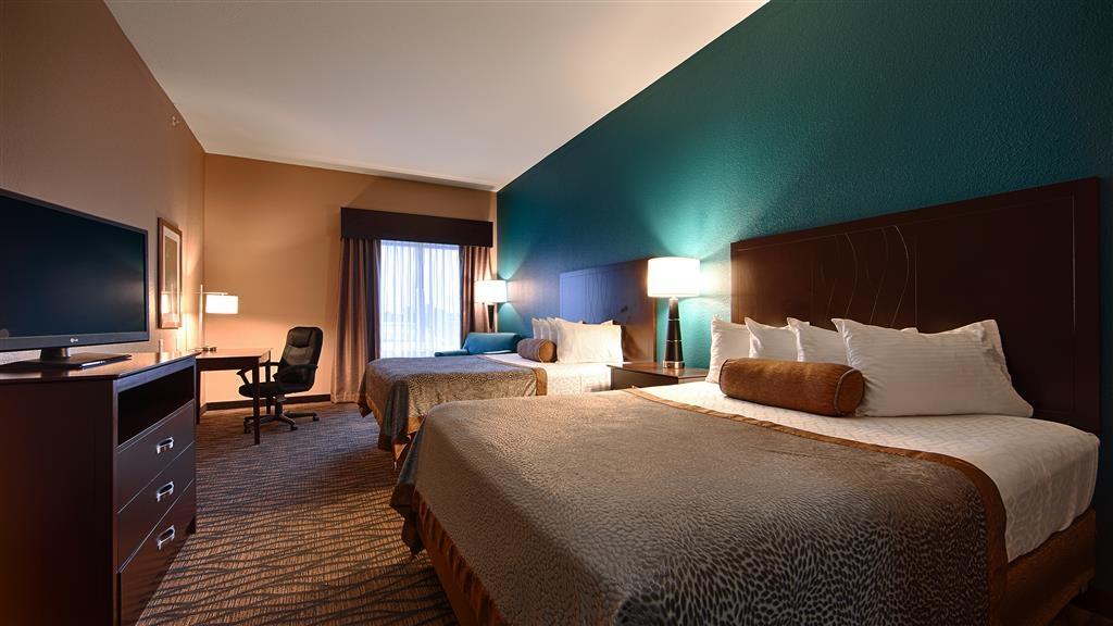 Best Western Plus Hiawatha Hotel - Standard Double Queen room