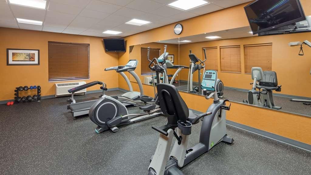 Best Western Plus Hiawatha Hotel - Fitness Center
