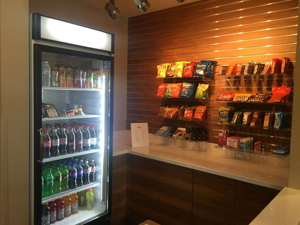 Best Western Plus Patterson Park Inn - We are happy to provide beverages and snacks in our Sundry 24 hours a day.