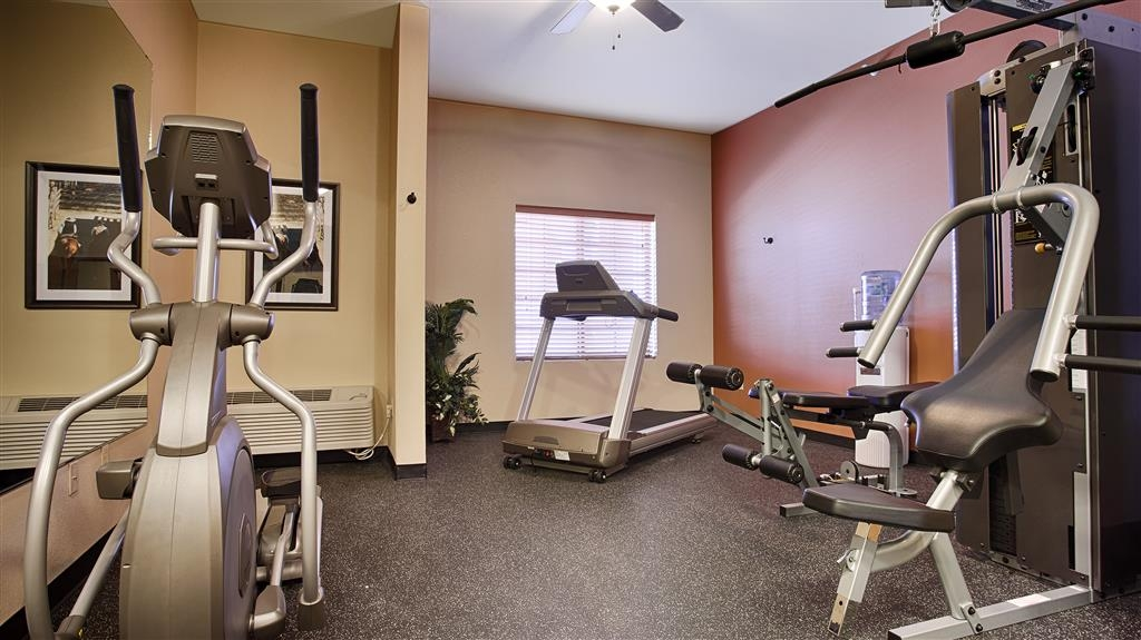 Best Western North Edge Inn - exercise chambre