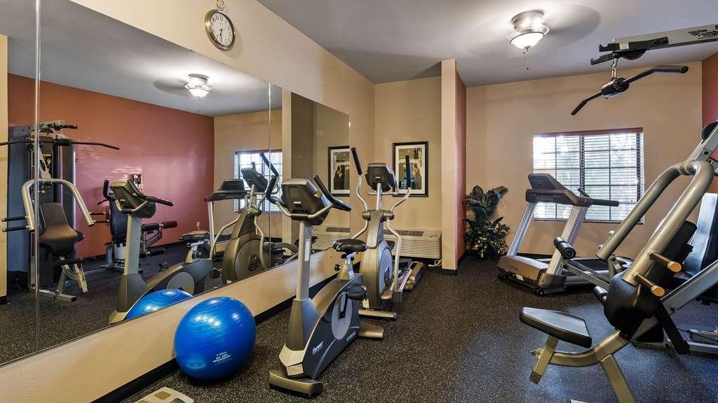 Best Western North Edge Inn - Fitnessstudio