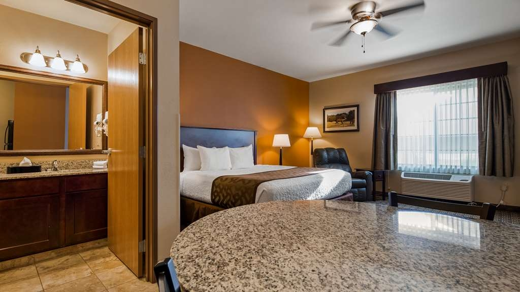 Best Western North Edge Inn - Chambres / Logements