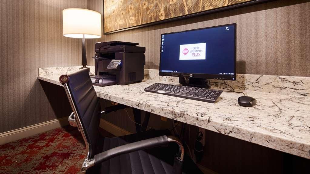 Best Western Plus Stevens County Inn - centro de negocios-característica