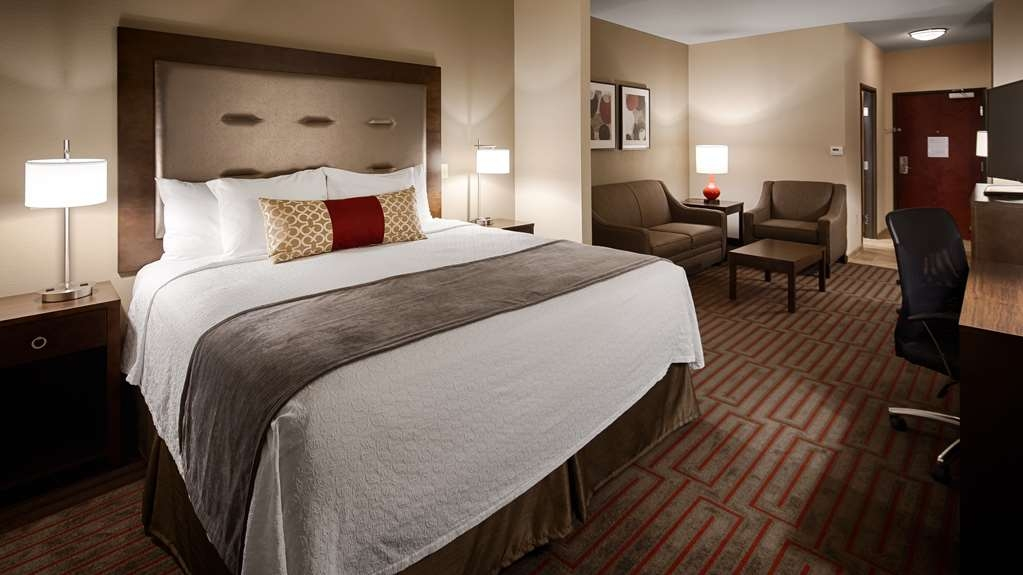 Best Western Plus Stevens County Inn - Chambres / Logements