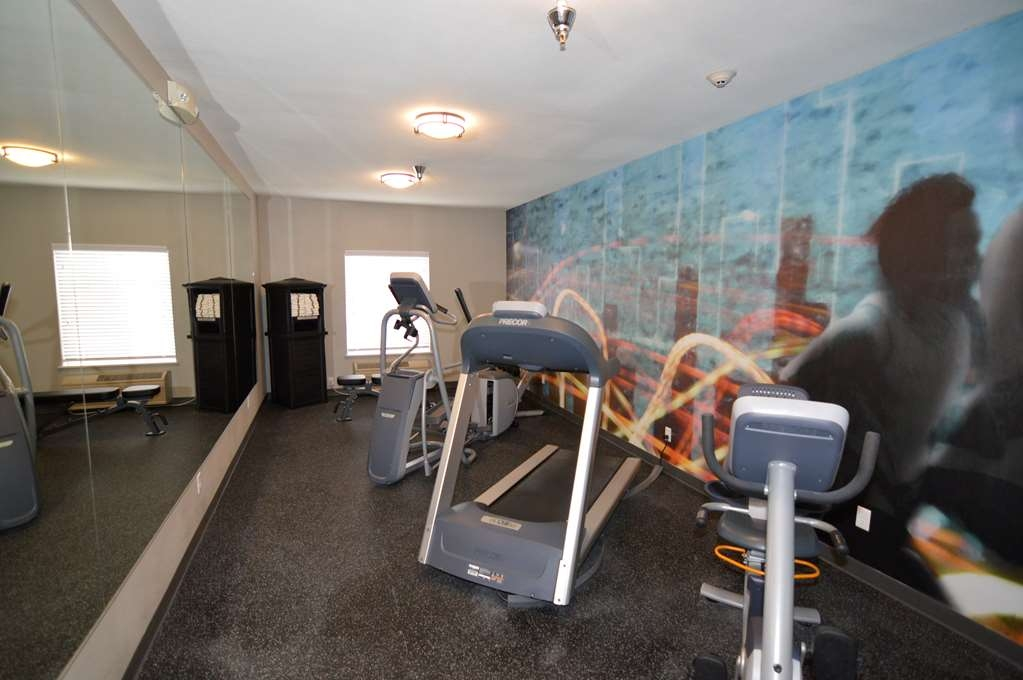 Best Western Plus Liberal Hotel & Suites - Exercise Facility