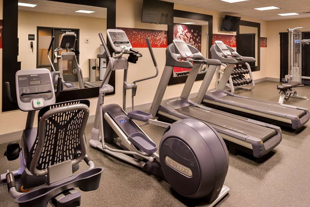 Best Western Plus Wichita West Airport Inn - exercise chambre