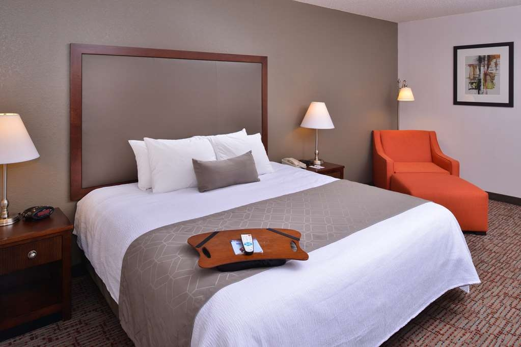 Best Western Plus Wichita West Airport Inn - standard chambre