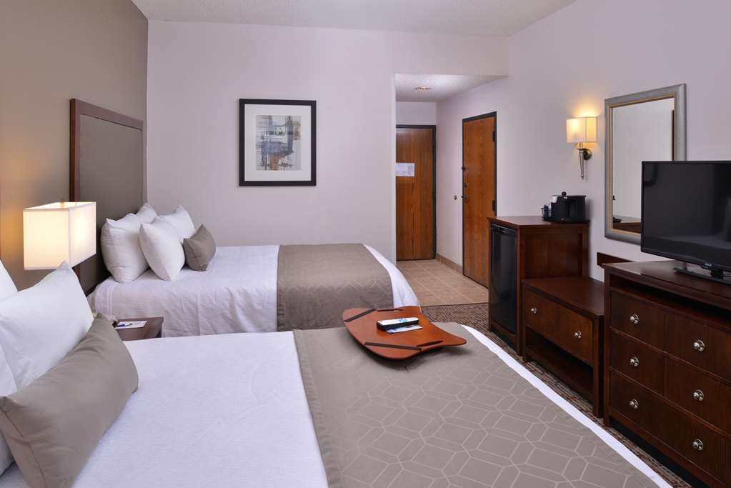 Best Western Plus Wichita West Airport Inn - standard double