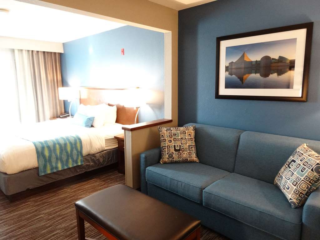 Best Western Wichita Northeast - Suite