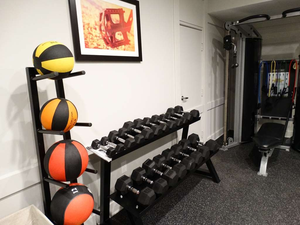 Best Western Overland Park Hotel - Fitnessstudio