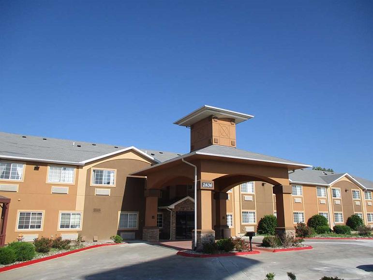 Best Western Emporia Inn - Vista exterior