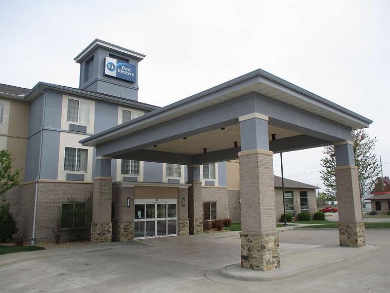 Best Western Coffeyville Central Business District Inn and Suites - Aussenansicht