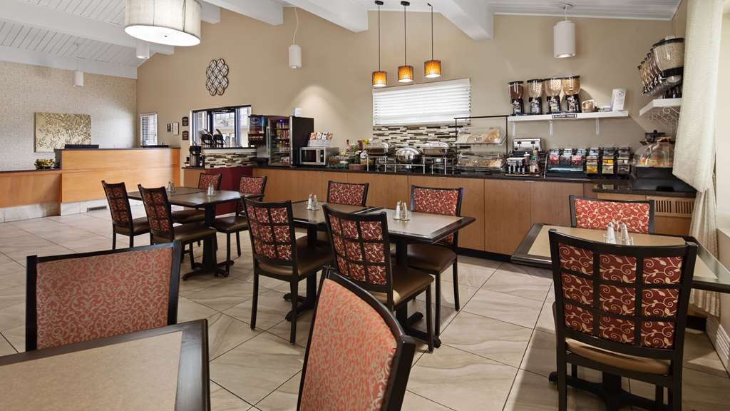 Best Western Winchester Hotel - Restaurante/Comedor