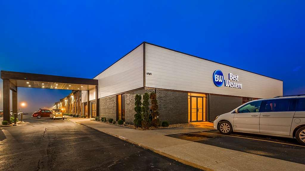 Best Western Shepherdsville - Your comfort comes first at the Best Western Shepherdsville.