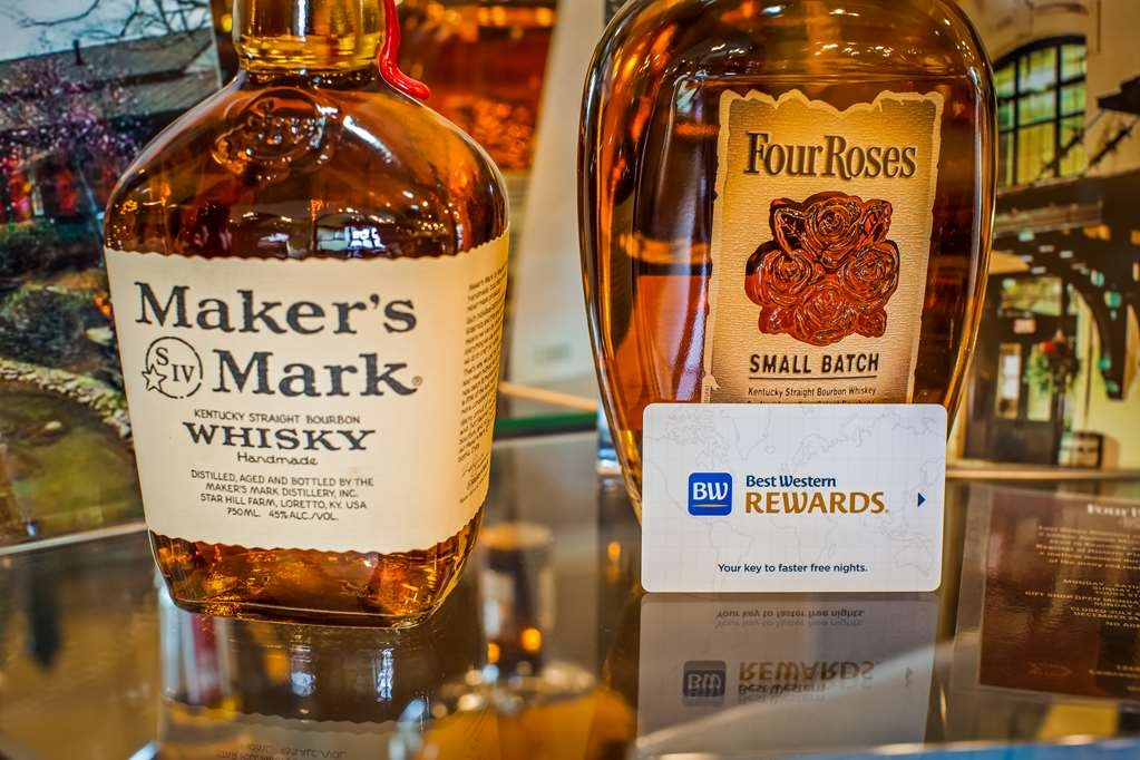 Best Western Shepherdsville - Near local distilleries such as Jim Beam, Four Roses and Makers Mark