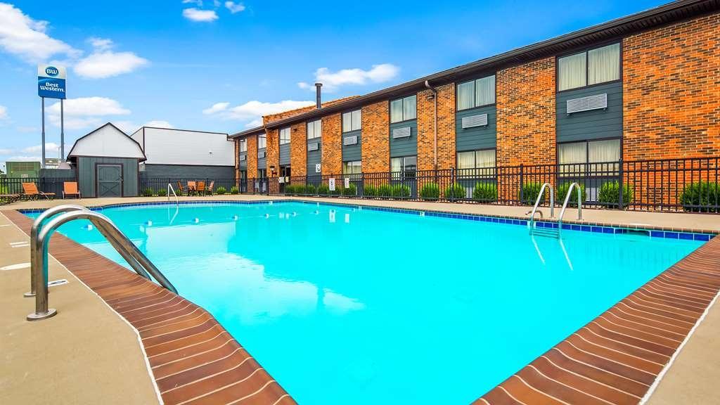 Best Western Shepherdsville - Vue de la piscine