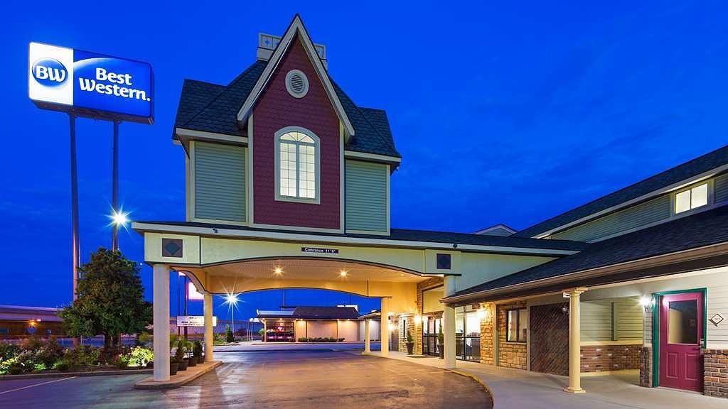 Best Western Green Tree Inn - Vista exterior