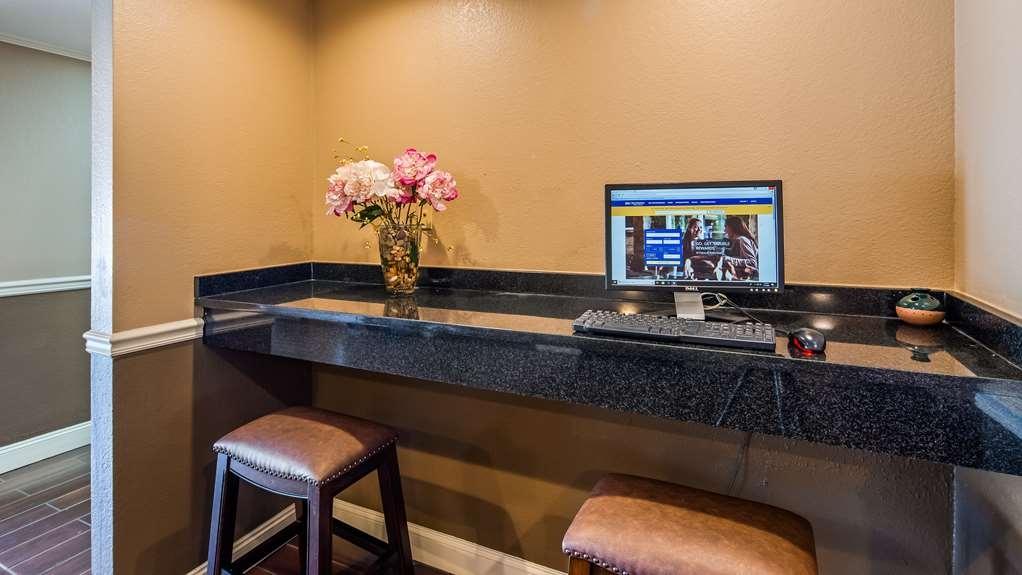 Best Western Shelbyville Lodge - affari-centro