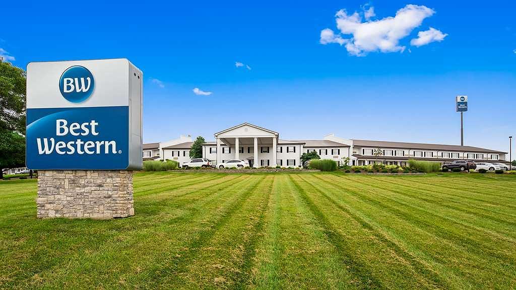 Best Western Parkside Inn - Area esterna