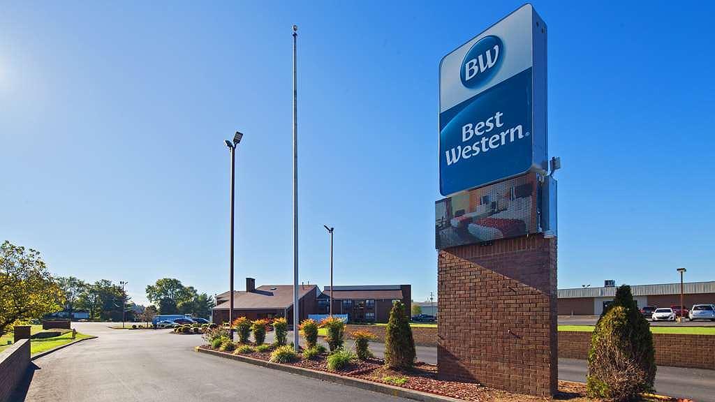 Best Western Campbellsville Inn - Hotel Entrance