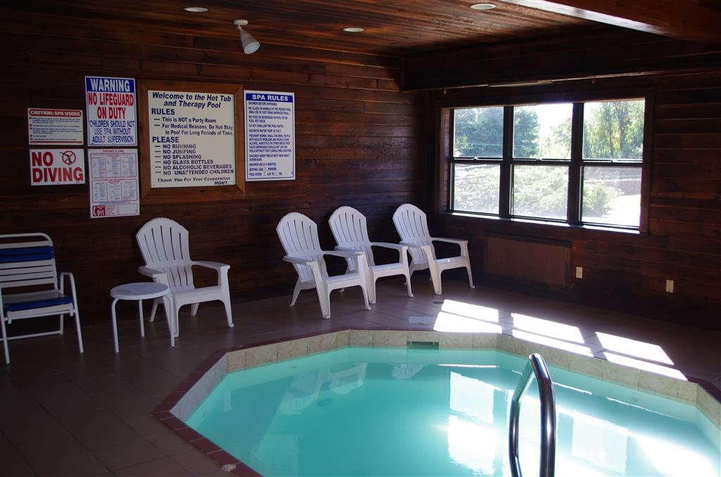 Best Western Campbellsville Inn - Bain bouillonnant