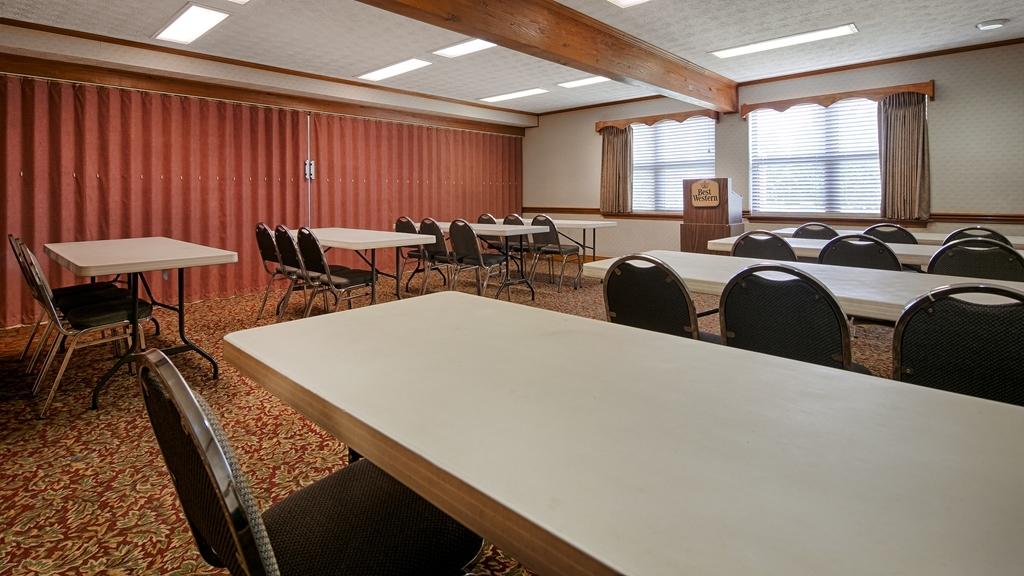 Best Western Campbellsville Inn - Sala de reuniones