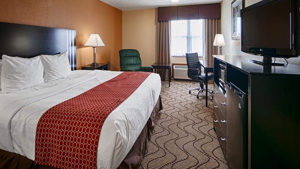 Best Western Campbellsville Inn - Habitaciones/Alojamientos