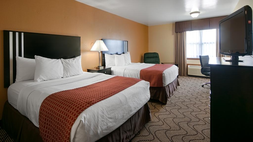 Best Western Campbellsville Inn - Non-Smoking 2 Bed Queen Room
