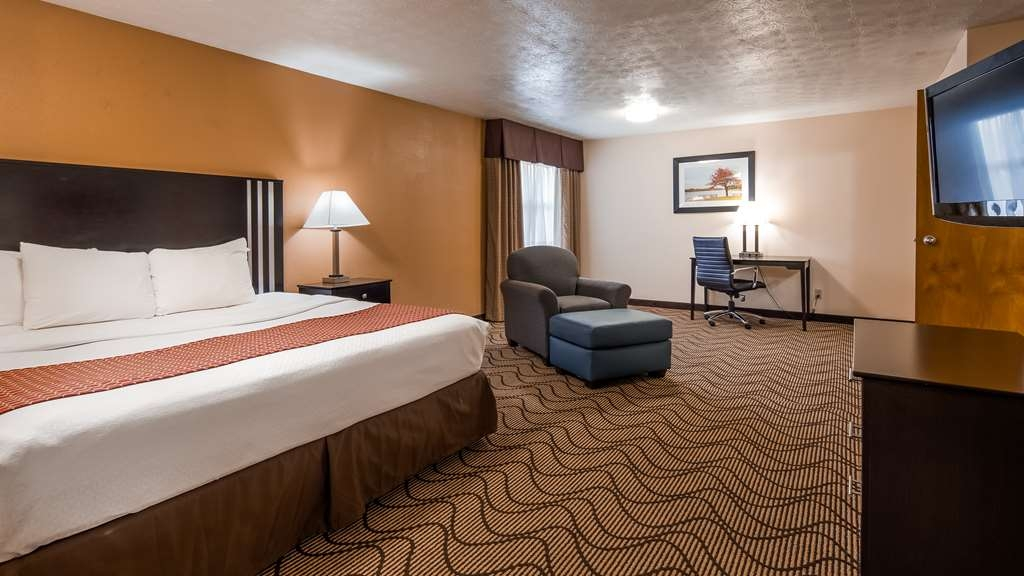 Best Western Campbellsville Inn - Suite