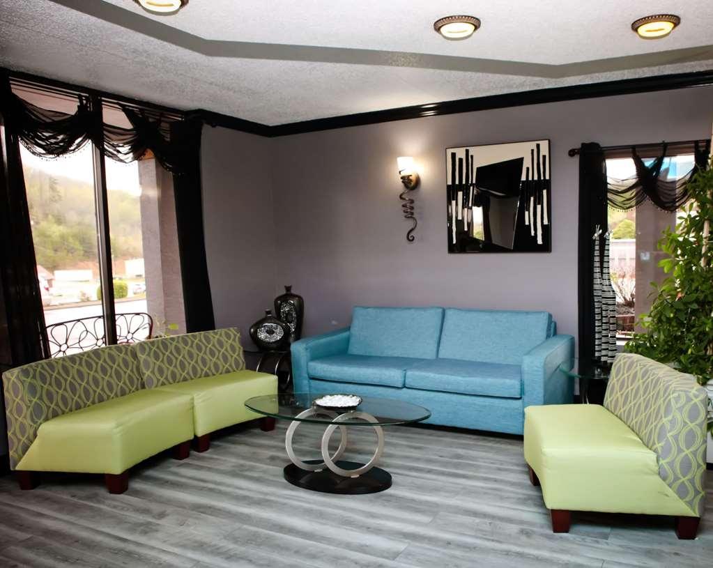 Best Western Corbin Inn - Vista del vestíbulo
