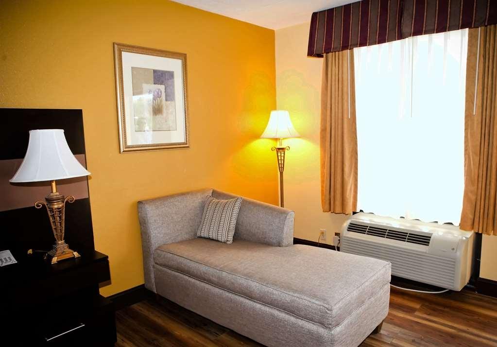 Best Western Corbin Inn - King Bedroom