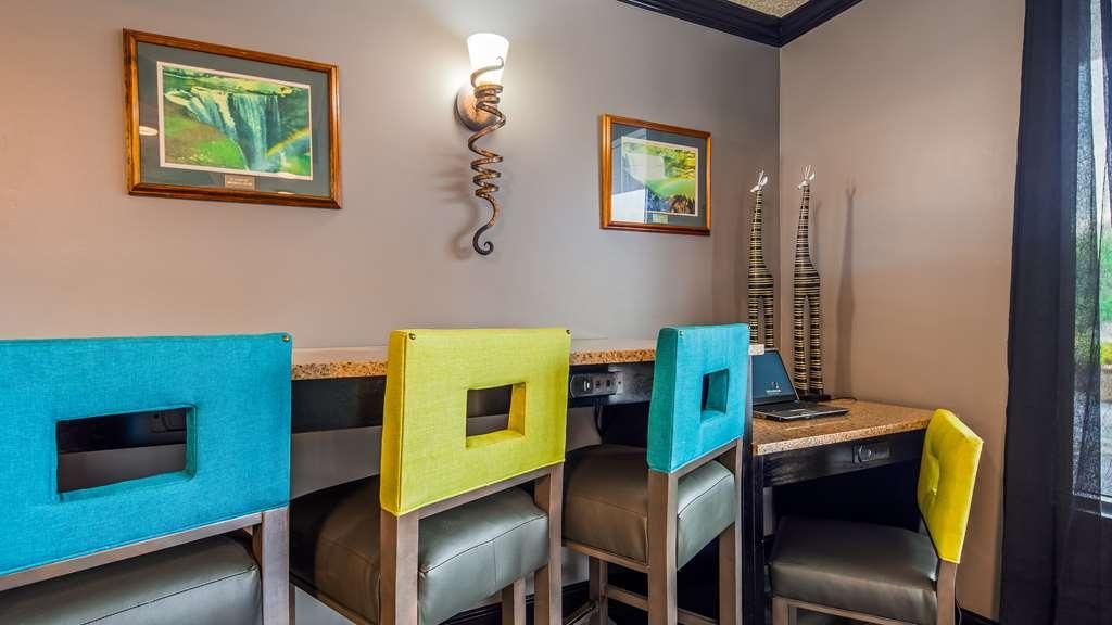 Best Western Corbin Inn - centro de negocios-característica
