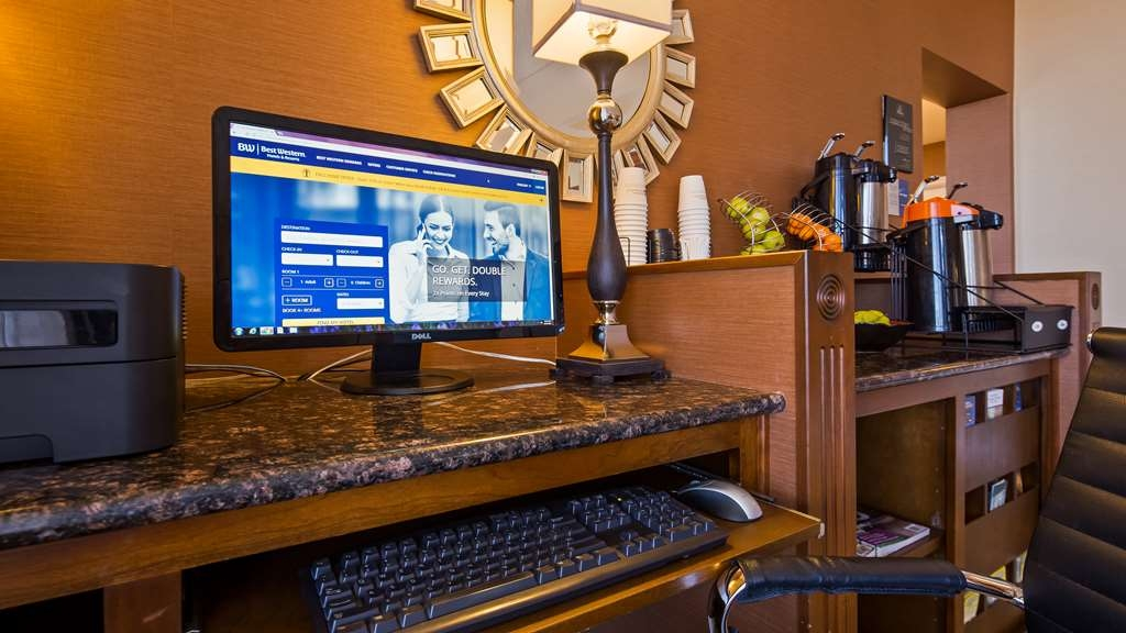 Best Western Columbia - affari-centro