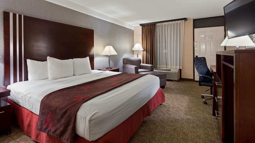 Best Western Columbia - Chambres / Logements