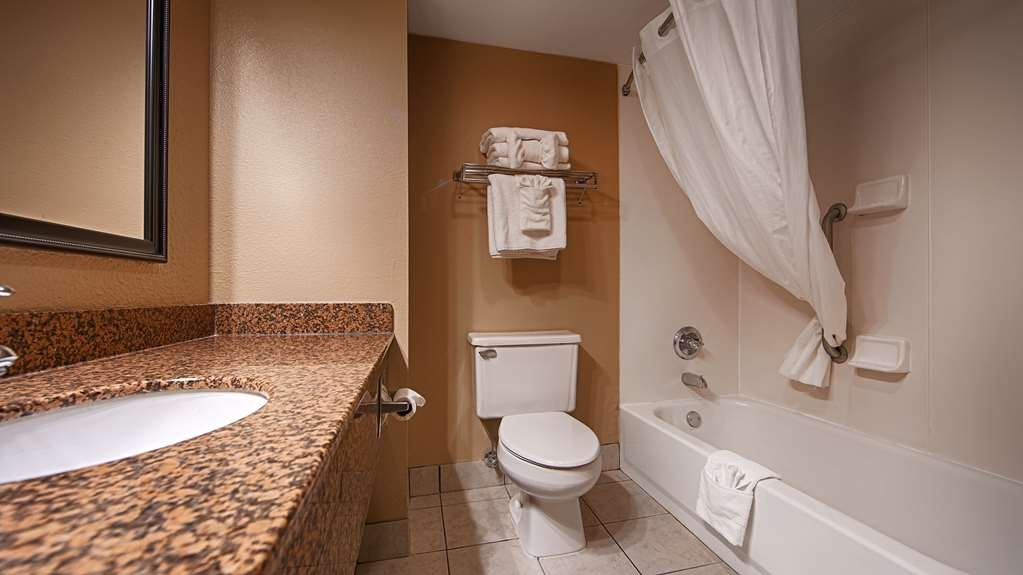 Best Western Inn Florence - We take pride in having everything spotless for your arrival.