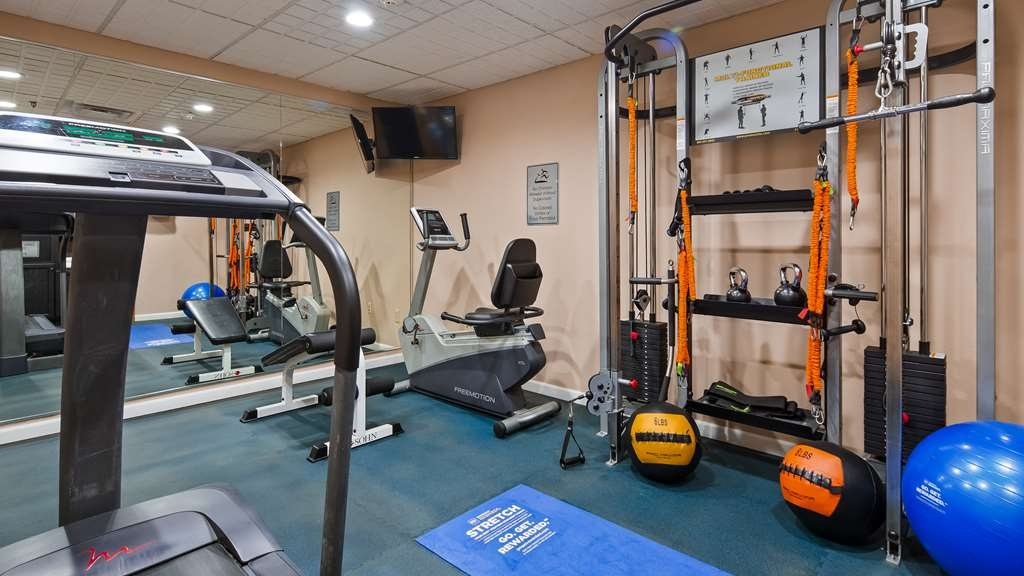 Best Western Inn Florence - Our fitness center has everything you need for a great work out.