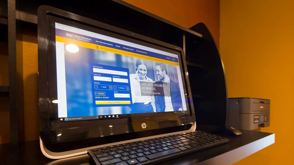 Best Western Inn Florence - Print your Airline Boarding Pass at our Business Center computer.
