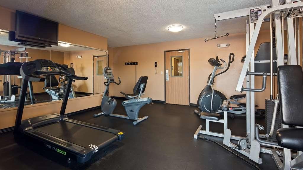 Best Western Paducah Inn - Fitnessstudio