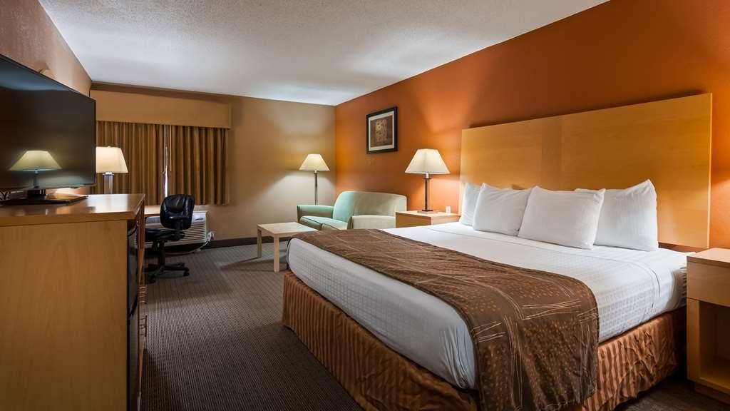 Best Western Paducah Inn - Guest room