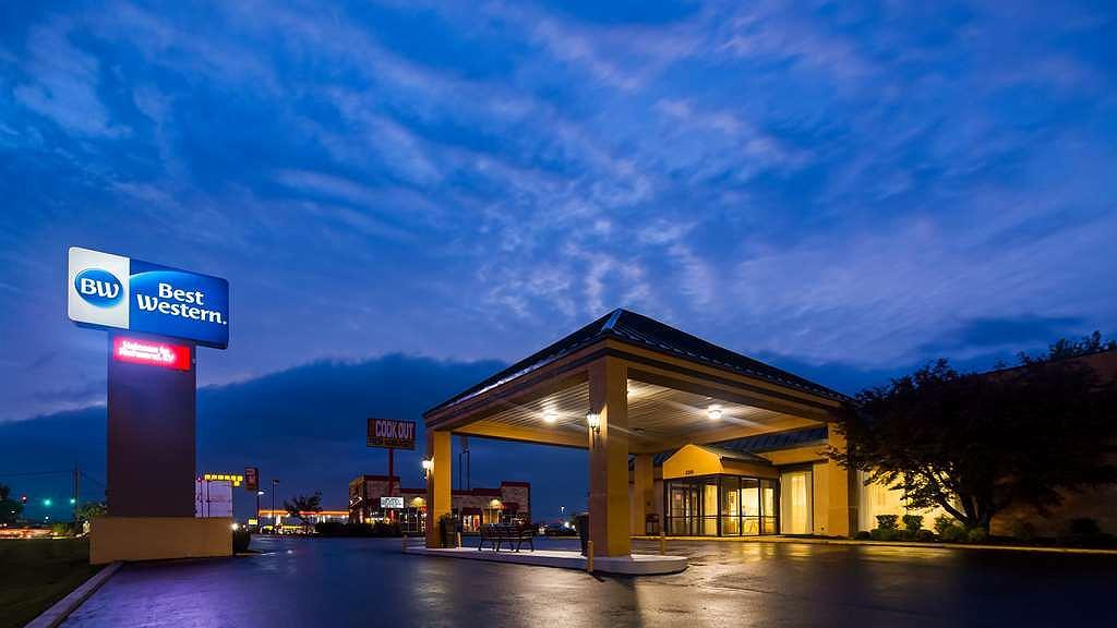 Best Western Richmond Hotel - Vista exterior