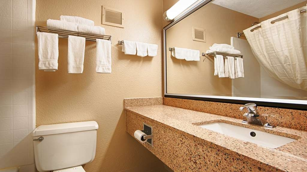 Best Western Richmond Hotel - Bagno