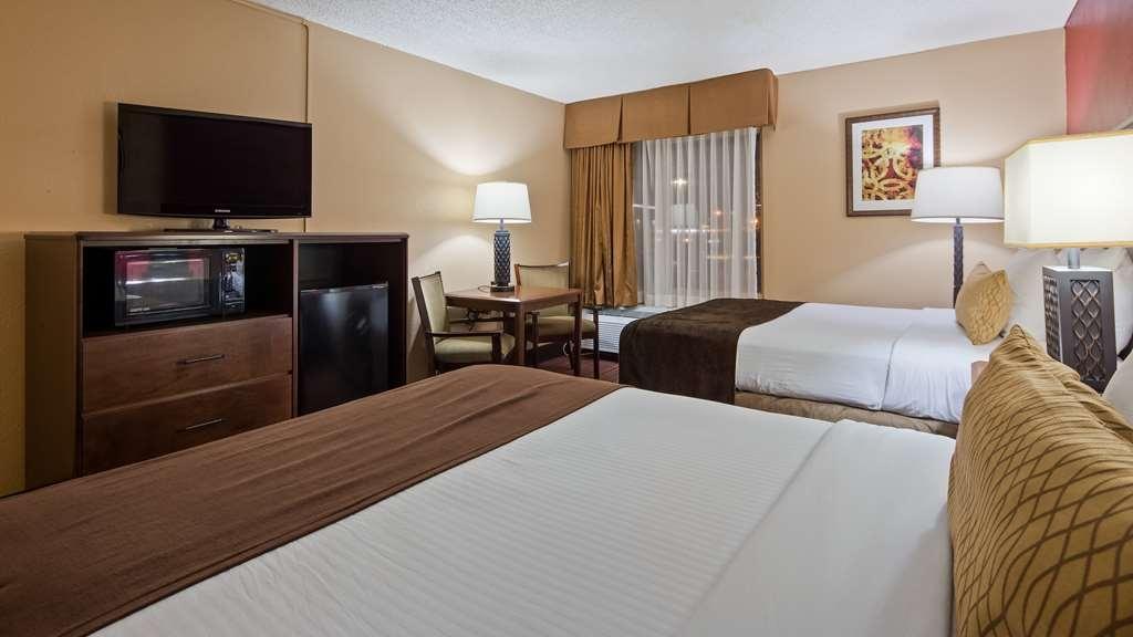 Best Western Richmond Hotel - Guest Room