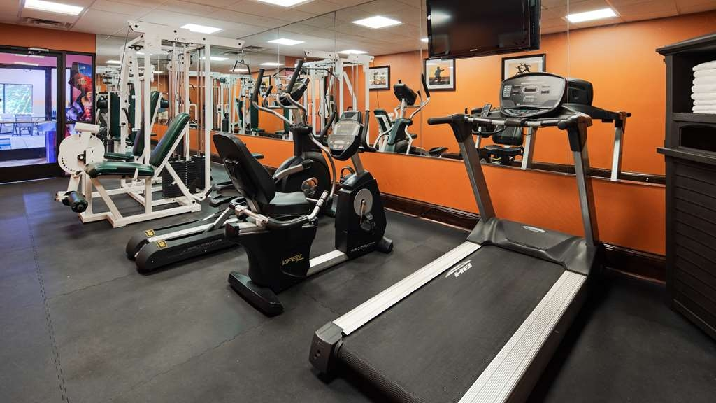 Best Western Plus Georgetown Corporate Center Hotel - Club de remise en forme