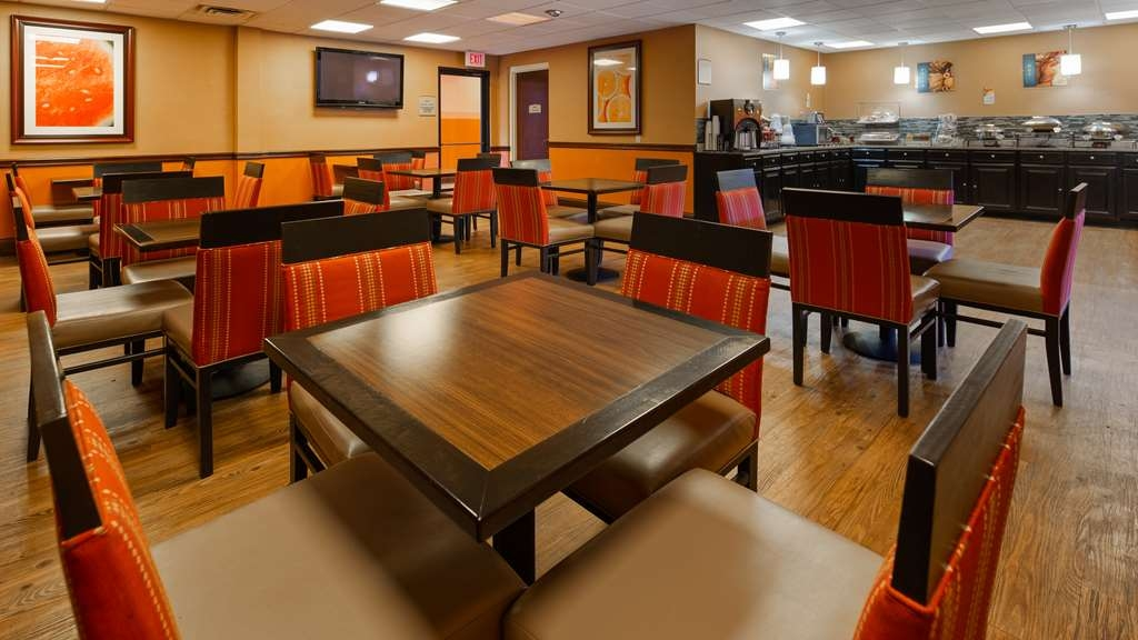 Best Western Plus Georgetown Corporate Center Hotel - Restaurant / Etablissement gastronomique