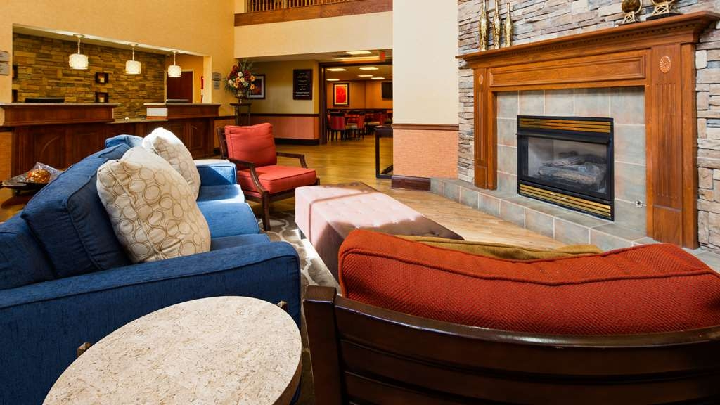 Best Western Plus Georgetown Corporate Center Hotel - Vue du lobby