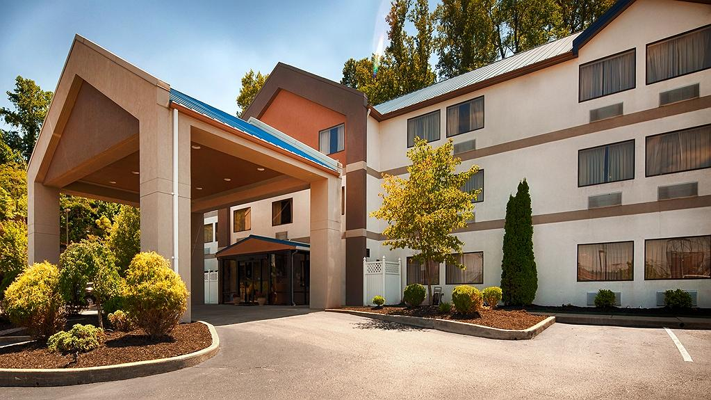Best Western River Cities - Discover the best of Ashland and enjoy your stay at the Best Western River Cities.