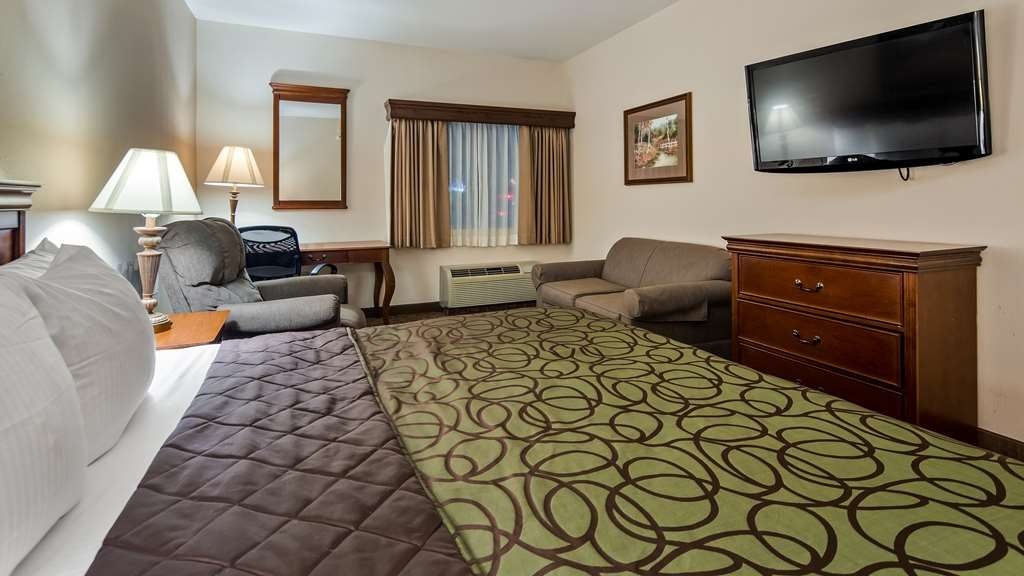 Best Western River Cities - King Guest Room