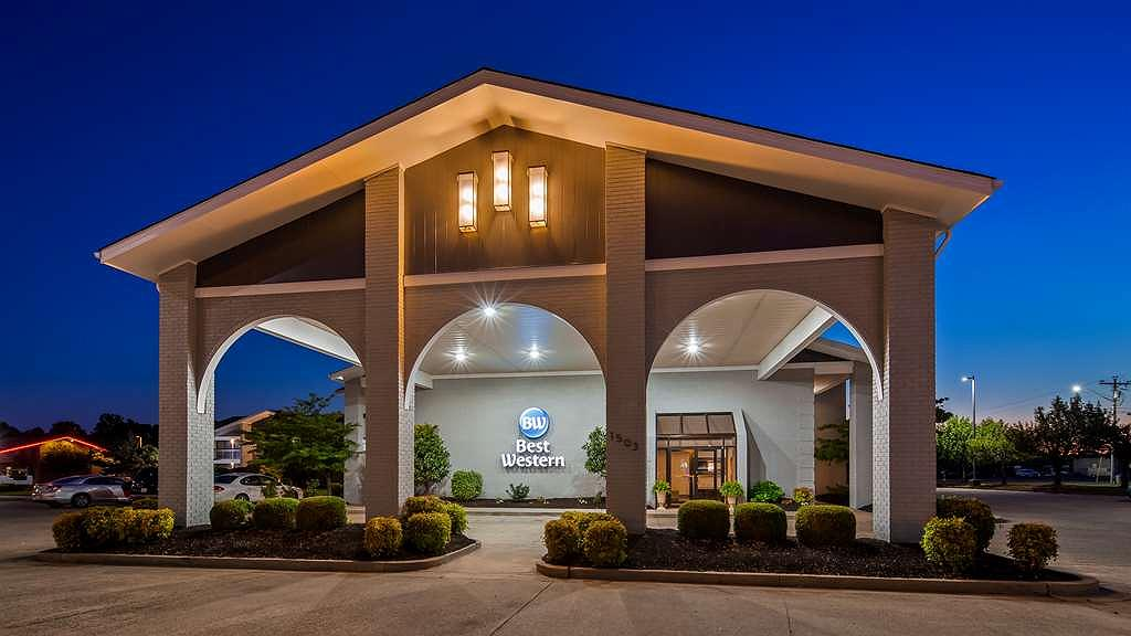 Best Western University Inn - Welcome to the Best Western University Inn!