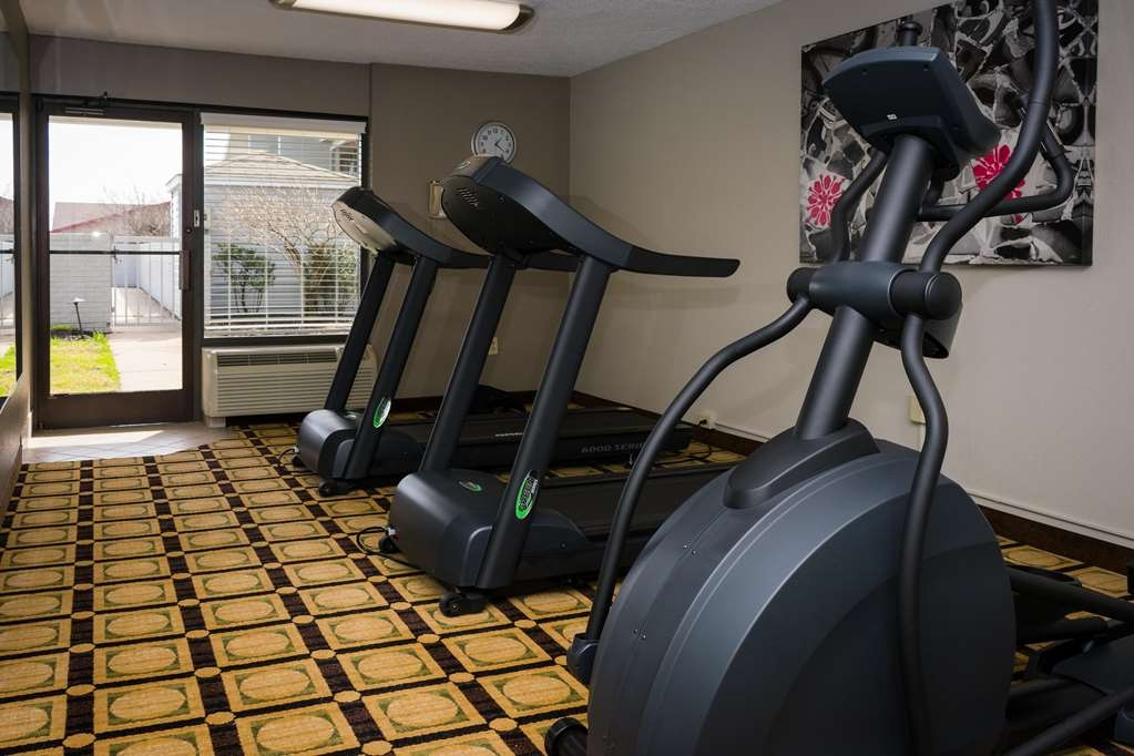 Best Western University Inn - Fitnessstudio