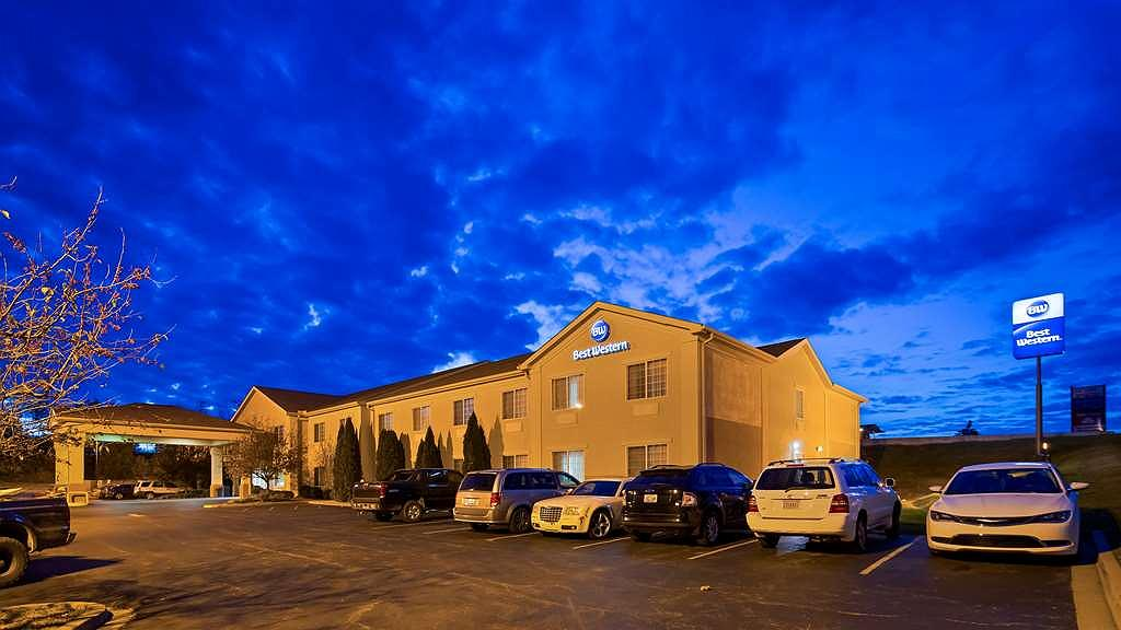 Best Western Lawrenceburg Inn - Area esterna